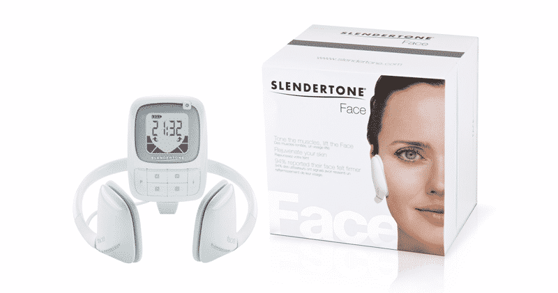slendertone face electrostimulation visage tests prix. Black Bedroom Furniture Sets. Home Design Ideas