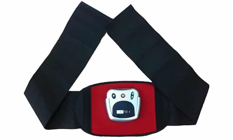 Muscler le ventre avec la ceinture Abdo Express Slim Pro V